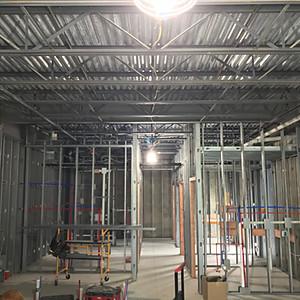 Salon New Construction