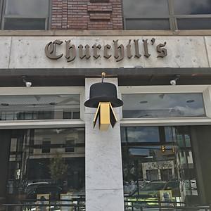 Churchills Bistro Cigar Bar