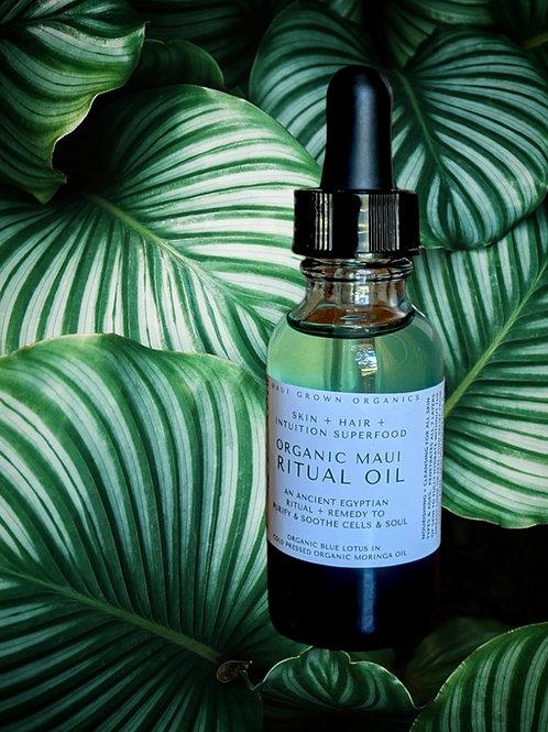 Maui Blue Lotus Ritual Oil