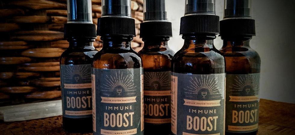 Herbal Immune Boost Spray