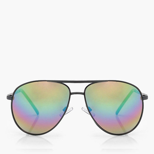 Maui Wowie Retro Rainbow Aviators