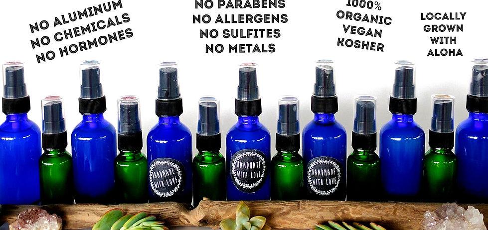 Paradise Pits Organic Deodorant