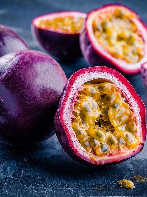 Organic Purple Lilikoi Seeds - Purple Passionfruit