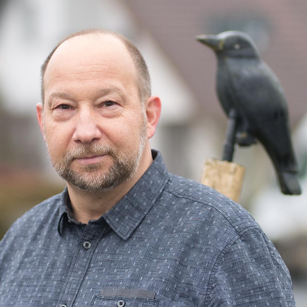 Bewerber für den Vorsitz der Gemeindevertretung: Markus Titz