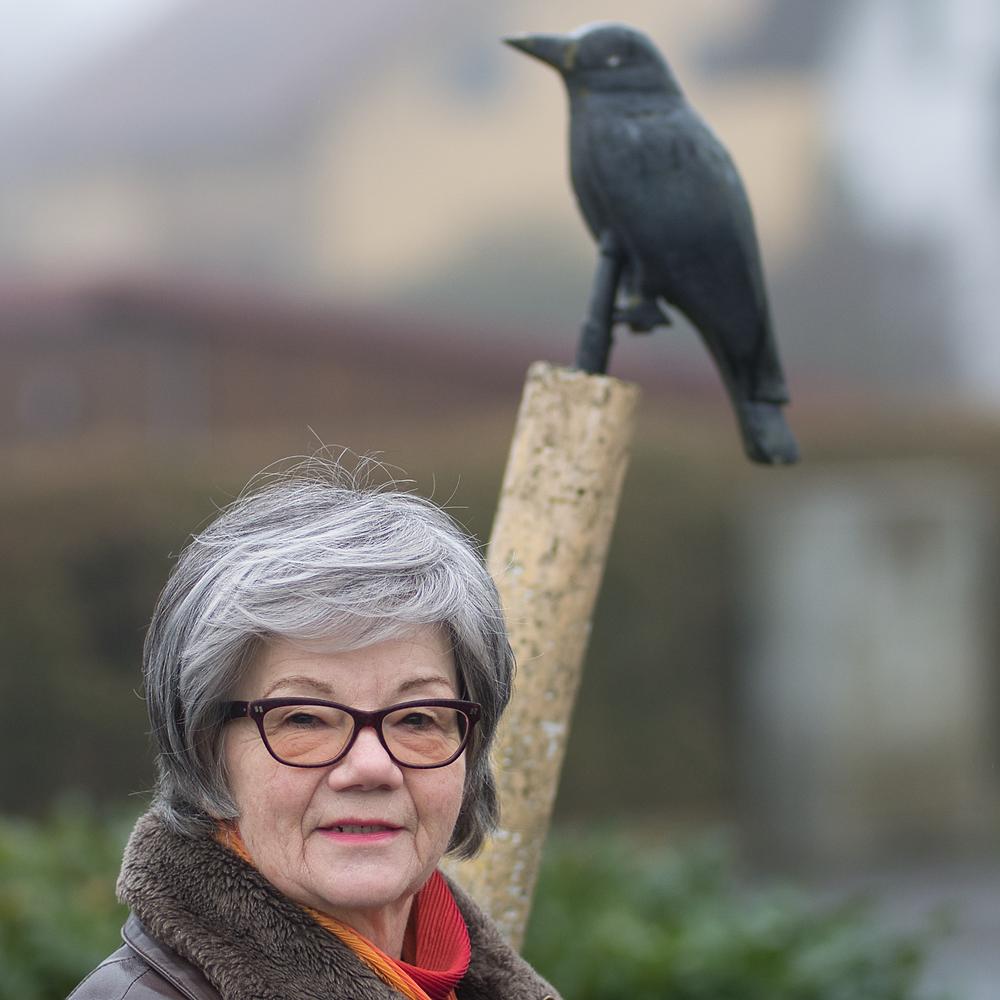Bewerberin für den Gemeindevorstand: Ida Becker
