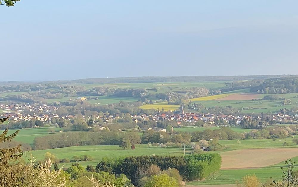 Blick auf Kesselbach & Londorf (Foto: Christoph Nachtigall)