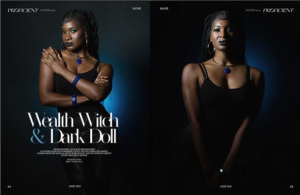 Proficient Magazine Wealth Witch & Dark Doll Magazine 2021.png