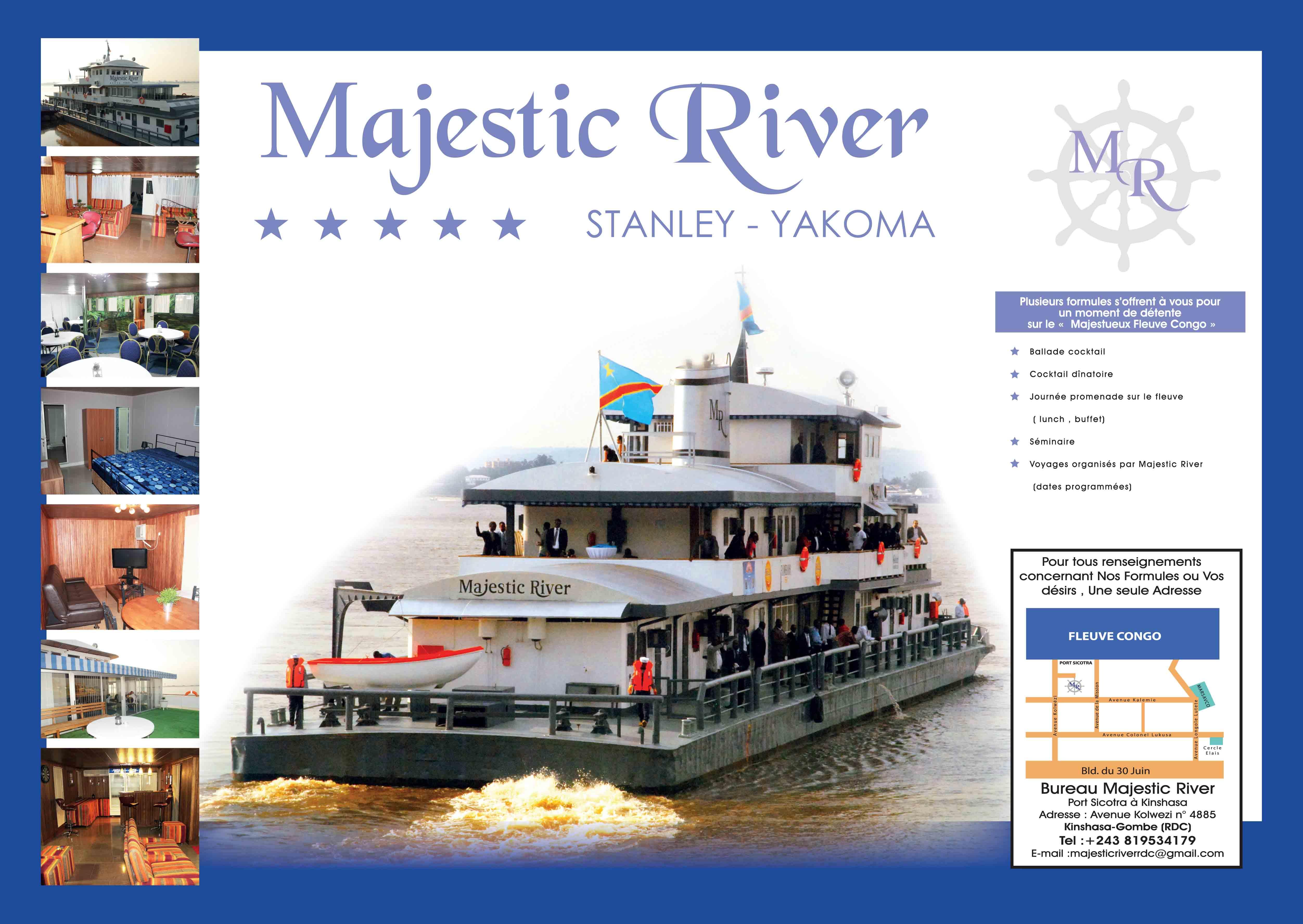 Set de table Majestic River