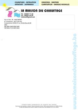 En-tête document A4