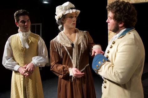 Austentation Original Production