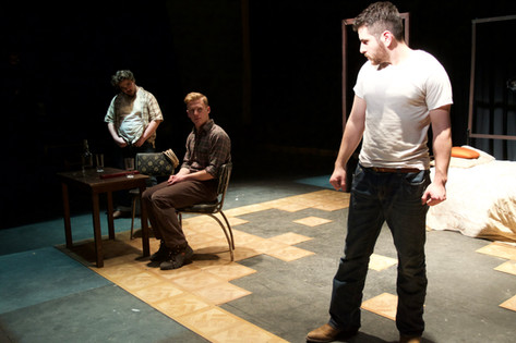 Fool for Love (Eddie) Production