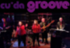 cuda groove essex funk funky covers band