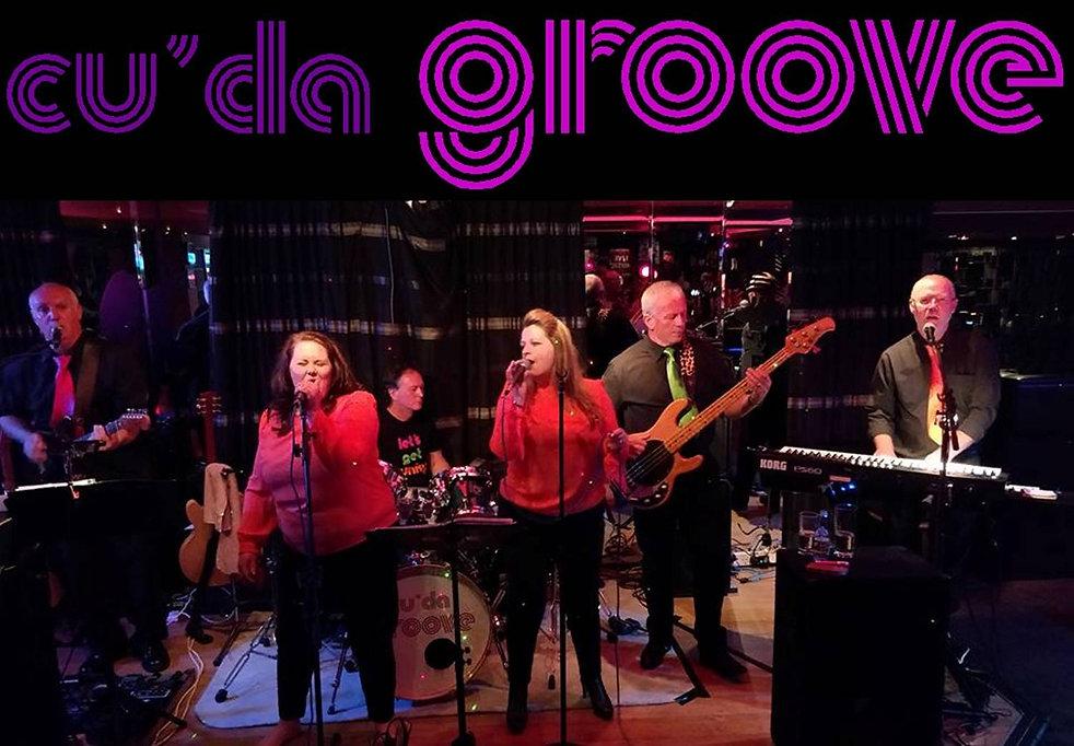cuda groove essex funk funky covers band