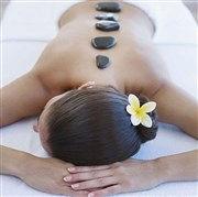 Massage aux graines de Wawa chaudes