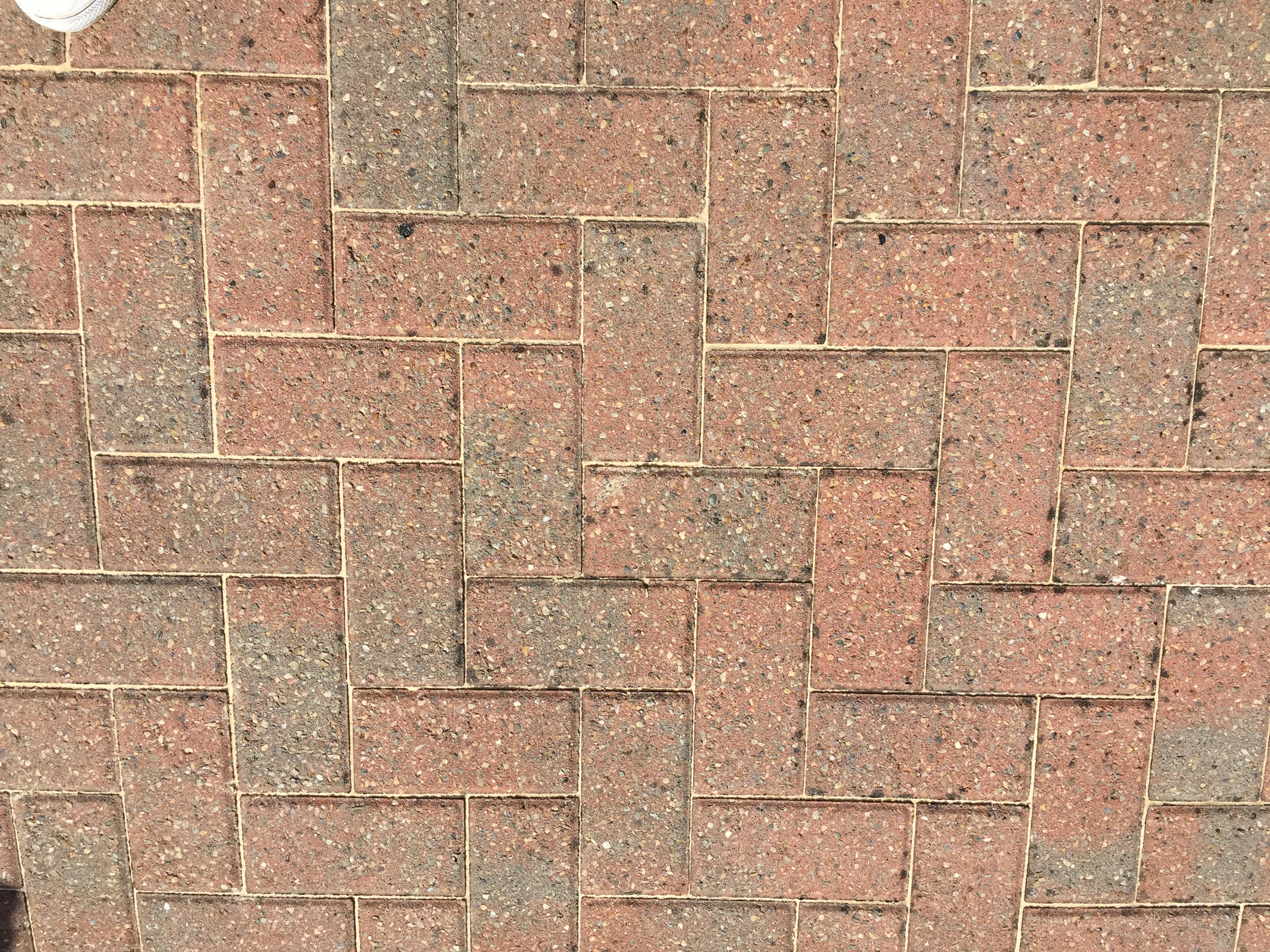 Paving cleaning