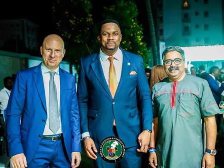 Lagos Meets Amsterdam