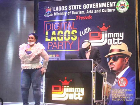 Tourism Ministry Holds Maiden Edition Of Digital Lagos Party