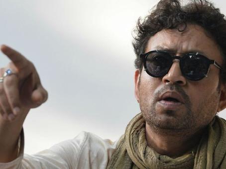 'Life of Pi' actor Irrfan Khan dies at 53