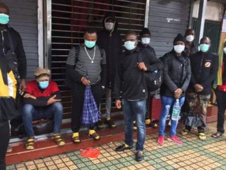 US attacks China over eviction of Nigerians in Guangzhou