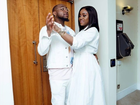 Davido's Fiancee Recovers From COVID-19