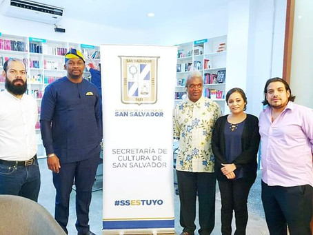 El Salvador - Embracing Our African Heritage