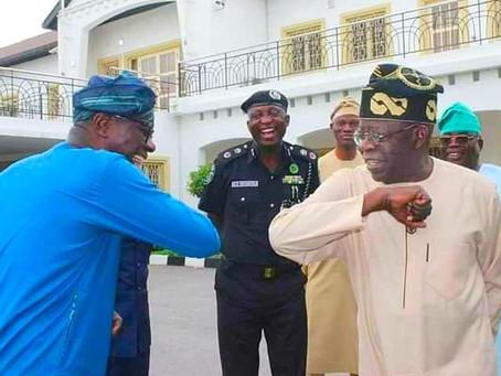 Sanwo-Olu has shown Leadership in Managing COVID-19 Outbreak - Tinubu