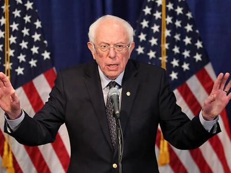 U.S Senator Bernie Sanders pulls out of Presidential race