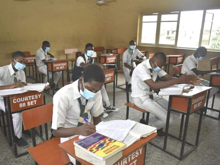 LASG Monitors Public, Private Schools' Compliance With Resumption Safety Protocol