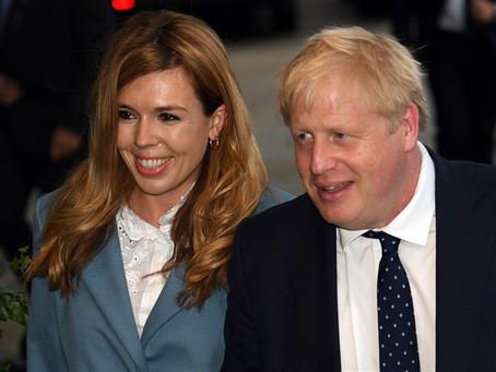 British PM's Partner Gives Birth To Baby Boy