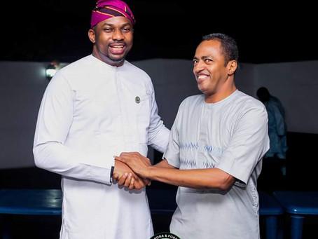 Lagos Meets Egypt