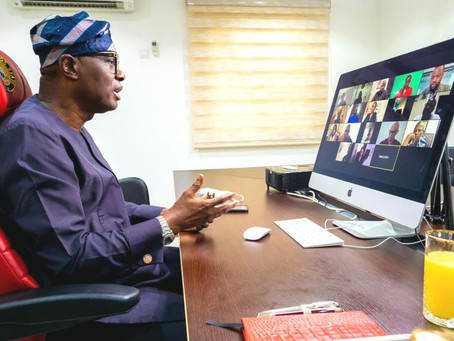 We'll Work Closely With Your Sector, Gov. Sanwo-Olu Assures Creative Industry