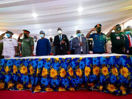 GOV. SANWO-OLU GETS LAGOSIANS' BACKING TO TACKLE SECURITY CHALLENGES