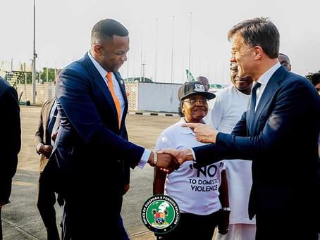 Lagos, Financial Hub Of Nigeria