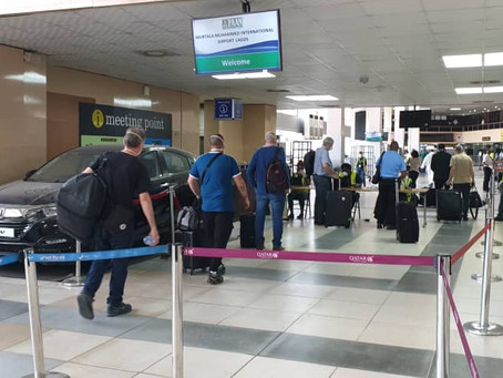UK Govt Announces Flights Schedule For British Travellers In Nigeria