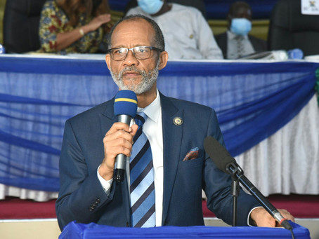 FIRST PHASE OF COVID VACCINATION EXERCISE IS STRICTLY FOR HEALTH AND FRONTLINE WORKERS–PROF. ABAYOMI