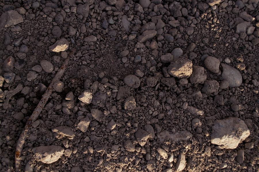 Erde, Stein, Schotter, Bau