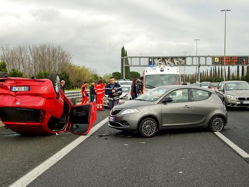 ¿Qué hacer ante un accidente?