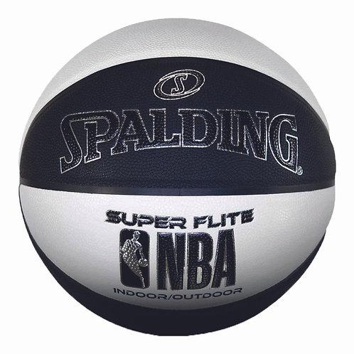 Spalding Basketball Super Flite schwarz/weiß