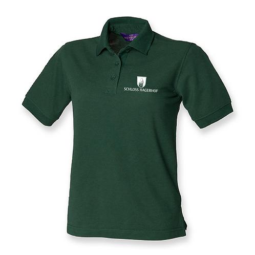 Damen Classic Polo-Shirt