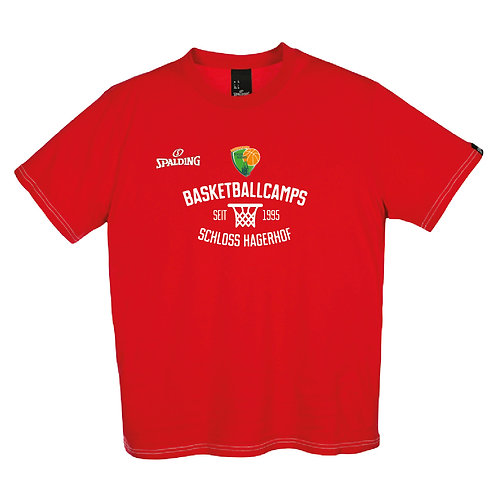 "Spalding Team II T-Shirt ""Camp"""