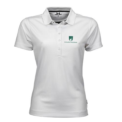 Damen Performance Polo-Shirt