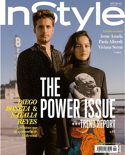 InStyle Mexico, The Power Issue