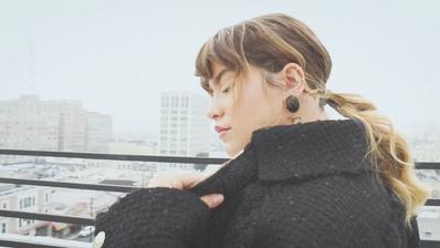 Sofia Reyes x Elle