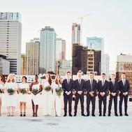 Skyline Loft-Danielle & Connor's Wedding
