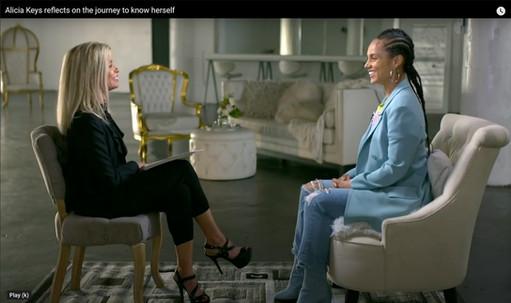 Alicia Keys on her struggle to know herself