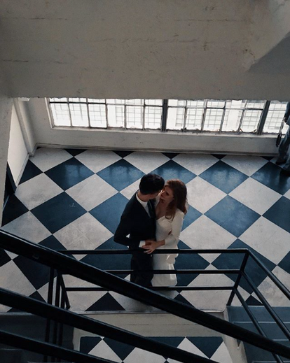 Danielle & Connor Wedding