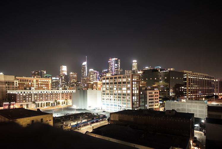 Skyline Rooftop