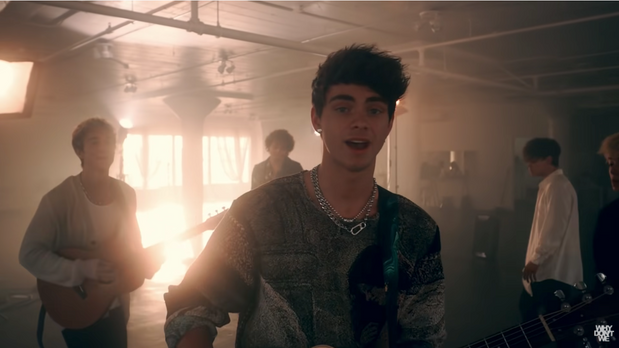 Why Don't We - Fallin' (Adrenaline) [Official Acoustic Video]