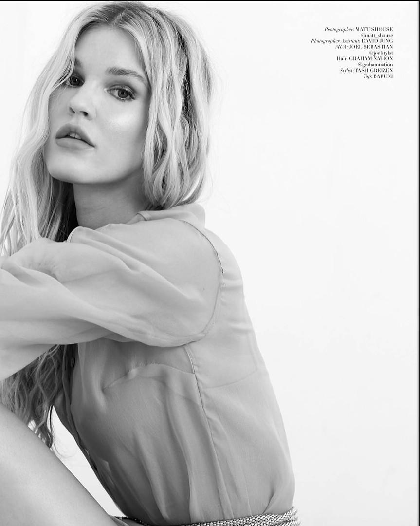 Now Magazine by Joel Sebastian