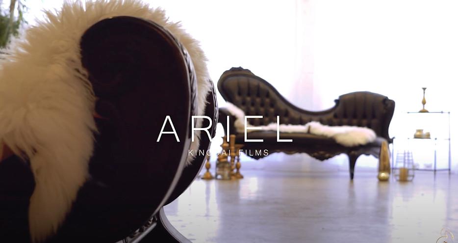 Ariel | Kinodai Films [ Video Portrait ]